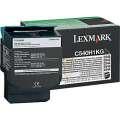 Toner Lexmark C540H1KG - černá