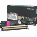 Kazeta tonerová Lexmark C5220MS, purpurová