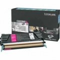 Toner Lexmark C5220MS  - purpurová