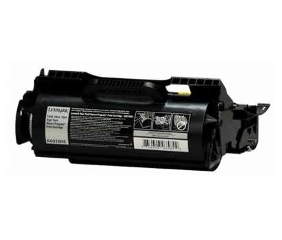 Kazeta tonerová Lexmark 0064036HE, černá