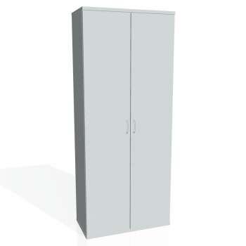 Skříň Hobis STRONG S 5 80 01, šedá/šedá