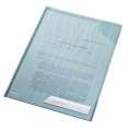 Desky Leitz Combifile pevné závěsné A4, modré