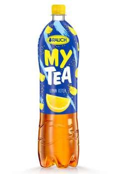 Čaj ledový Rauch - citron, 6 x 1,5 l