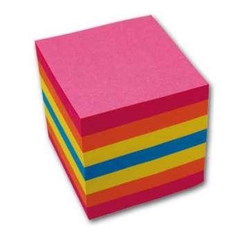 Poznámkový bloček - 4 barvy, 700 lístků