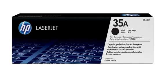 Toner HP CB435A/35A - černá