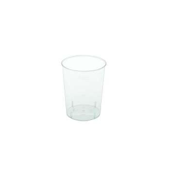 Pohárek - plast, 50 x 40 ml