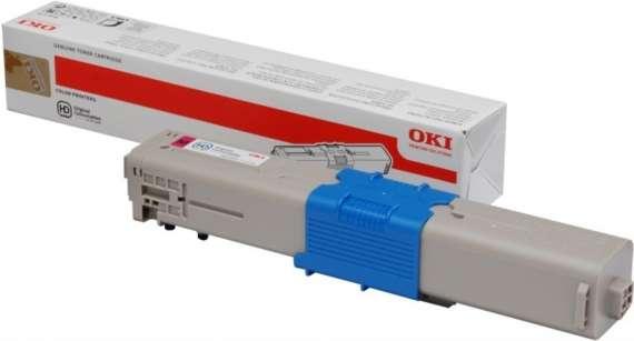 Toner OKI 44973534 - purpurová