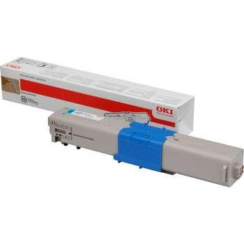 Toner OKI 44973535 - azurový