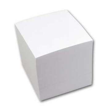 Poznámkový bloček - bílý, 1200 ks