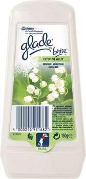 Osvěžovač vzduchu Glade - konvalinka, gelový, 150 g