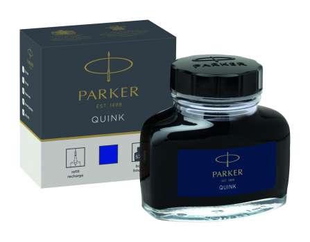 Inkoust Parker, modrá