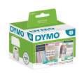 Štítky pro LabelWriter Dymo - 57 x 32 mm, bílé, 1000 ks
