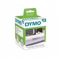 Štítky pro LabelWriter Dymo - 89 x 36 mm, bílé, 2 x 260 ks
