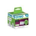 Štítky pro LabelWriter Dymo - 89 x 41 mm, bílé, 300 ks