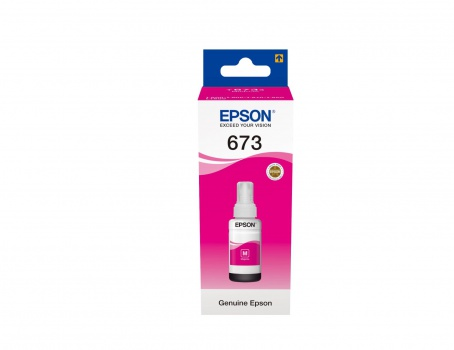 Cartridge Epson T6733 - purpurová