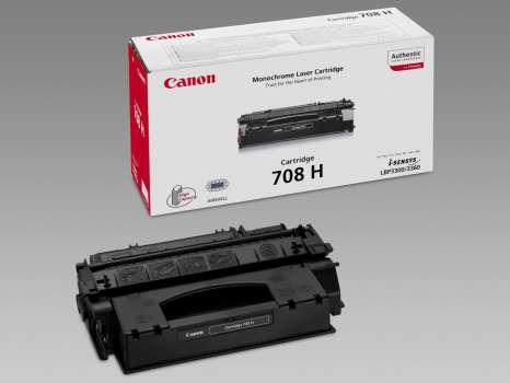 Toner Canon CRG-708H - černá