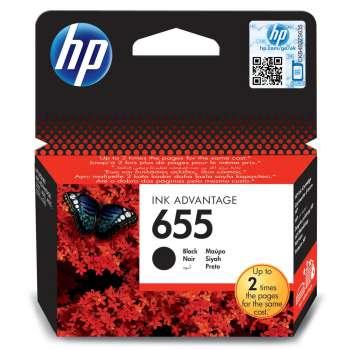 Cartridge HP CZ109AE/655 - černá