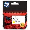 Cartridge HP CZ112AE/655 - žlutá