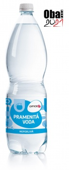 Pramenitá voda Office Depot - neperlivá, 6x 1,5 l