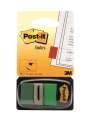 Záložky Post-it samolepicí, zelené