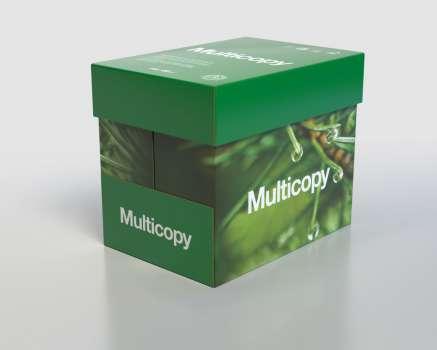 Kancelářský papír MultiCopy XPRESSBOX - A4, 80 g, 2500 listů