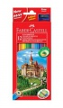Pastelky Faber-Castell, sada 12 barev