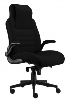 Kancelářské křeslo Alfa 780 - černá