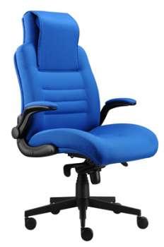 Kancelářské křeslo Alfa 780 - modrá