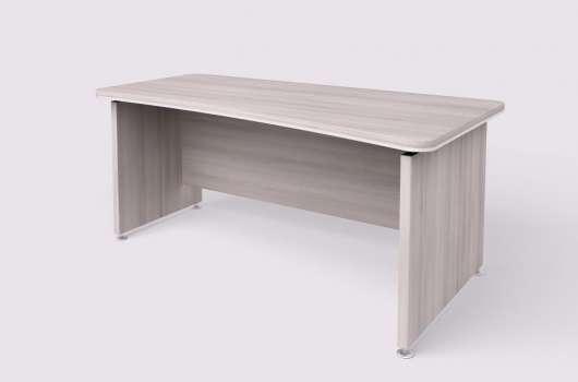 Psací stůl Lenza WELS 1800 zúžení vlevo, světlý akát