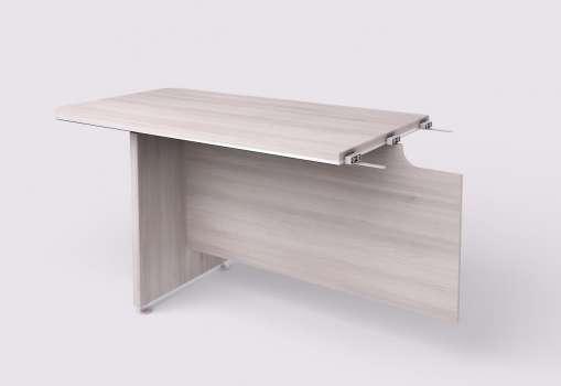 Přídavný stůl Lenza WELS 1300, světlý akát