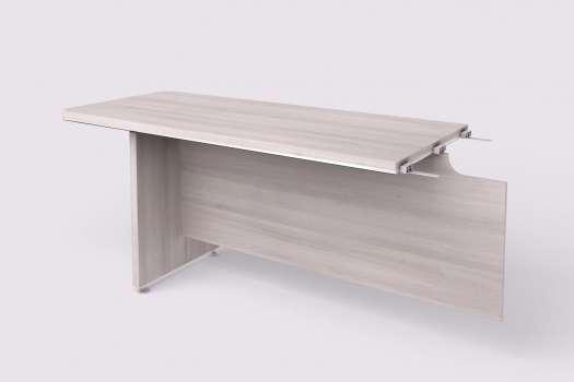 Přídavný stůl Lenza WELS 1600, světlý akát