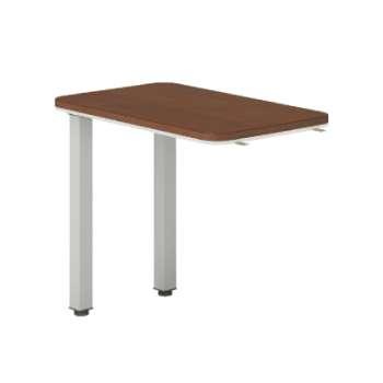 Přídavný stůl Lenza WELS 800, ořech