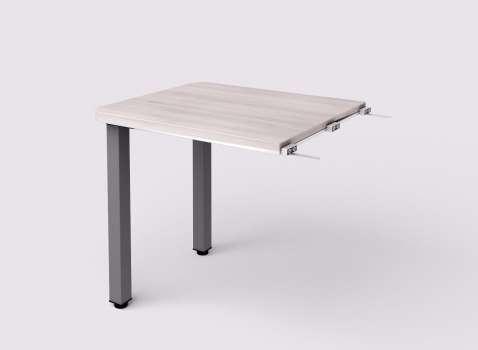 Přídavný stůl Lenza WELS 800, světlý akát