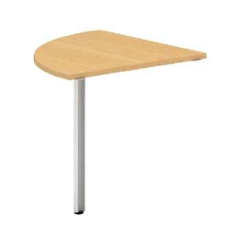 Přídavný stůl Interier Říčany ALFA 800, buk