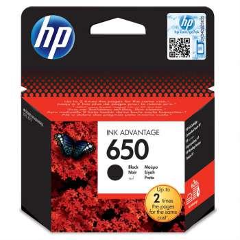 Cartridge HP CZ101AE/650 - černá
