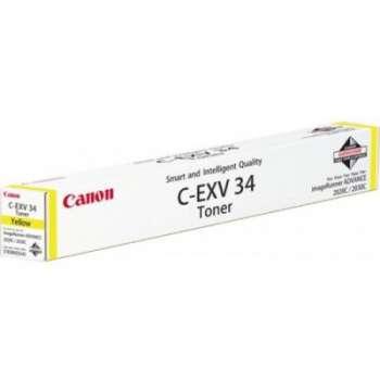 Toner Canon C-EXV34 - žlutý