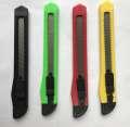 Odlamovací nůž, 9 mm