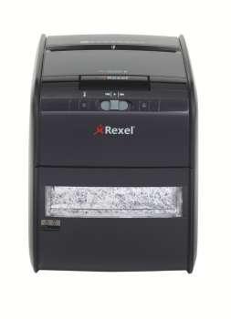 Skartovačka Rexel Auto+ 60X - částice 4 x 45 mm