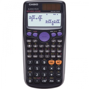 Vědecká kalkulačka Casio FX 85 ES PLUS