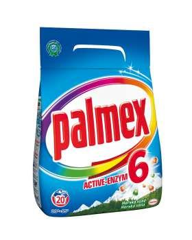Prášek na praní Palmex Horská vůně - 1,4 kg