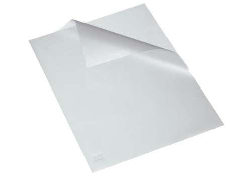 Desky pro spínací hřbetní lišty A4, čirá, 100 ks