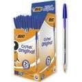 Kuličkové pero BIC Cristal – modré