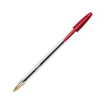 Kuličkové pero BIC Cristal – červené