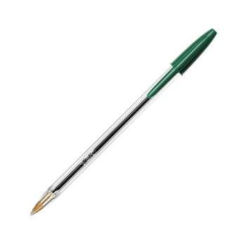Kuličkové pero BIC Cristal – zelené