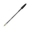 Kuličkové pero BIC Cristal - černá