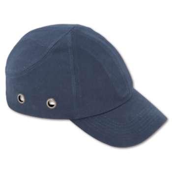 Bezpečnostní čepice se skořepinou BRUNO - modrá