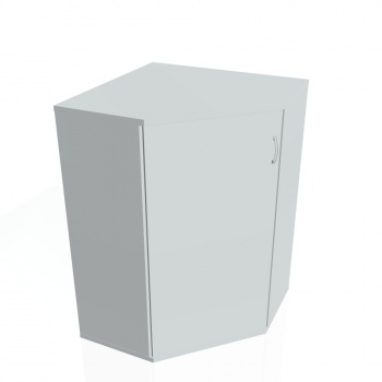 Skříň Hobis STRONG SRV 3 01 levá, šedá/šedá