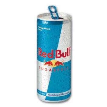 Nápoj energetický Red Bull - bez cukru, 250 ml