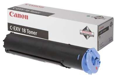 Toner Canon C-EXV18 - černý