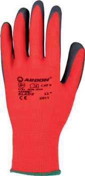 Pracovní rukavice Blade - máčené, velikost 7